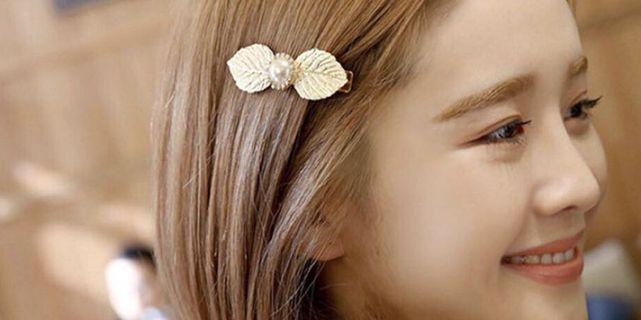 Korean Hair Clips