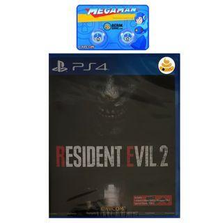 PS4 Resident Evil 2 Remastered