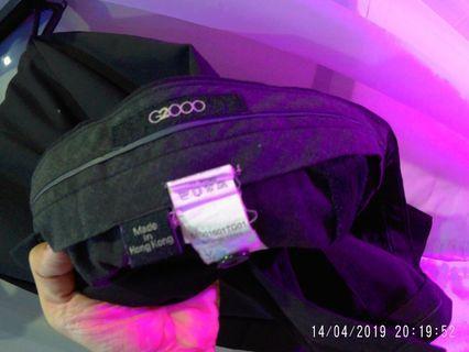 Slack Hitam G2000 Saiz 31