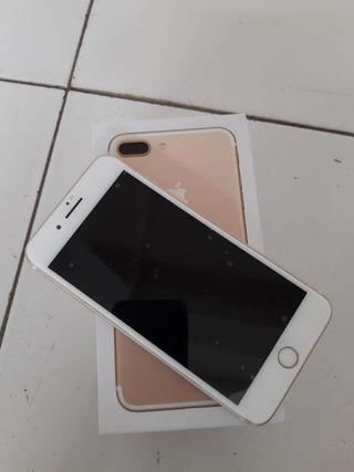 Iphone 7 plus 128gb second like new