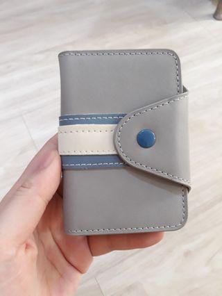 Jiliann card holder grey