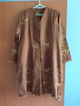 🚚 Baju Kebaya modern - brown