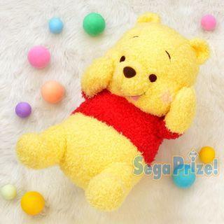 全新日本直送伸脷版 Winnie the pooh