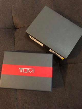 Brand new Tumi cardholder 全新Tumi卡片套