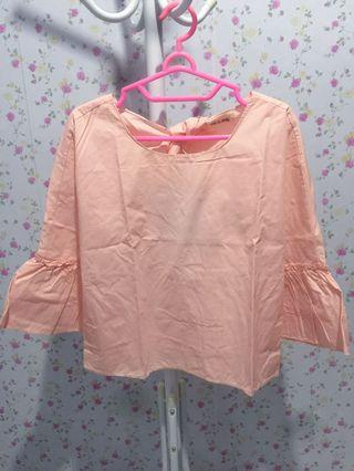 Peach Top This Is April
