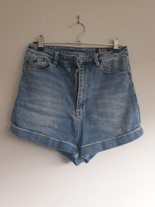 ResDenim Shorts