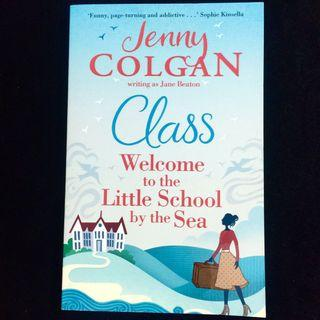 Welcome to the Little School by the Sea by Jenny Colgan (women fiction novel book)
