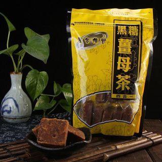 [台灣淡水] 黑金傳奇﹣黑糖薑母茶(四合一)