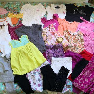 12M to 18M Bundle of Clothes to Let go for Cheap Price!