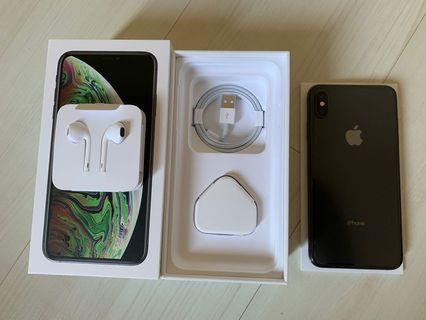 IPhone XS Max 64gb Space Gret