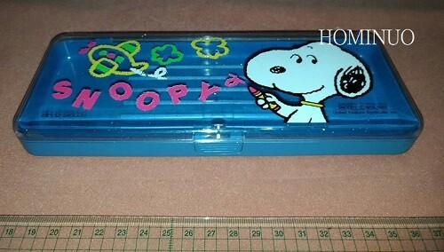 🚚 SNOOPY筆盒塑膠