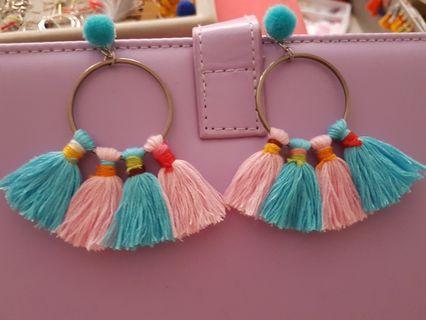🚚 Tassel Earring