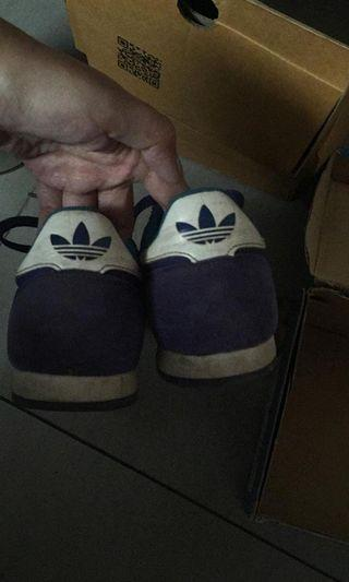 adidas dragon warna ungu