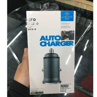 LAMYOO Auto Charger C70 for iOS