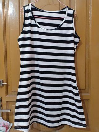 Big Stripes Dress