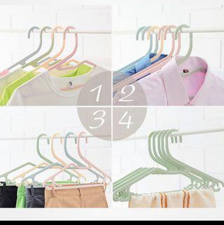 🚚 Japenese Minimalist Clothes Hangers