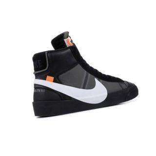 Nike x Off-White Blazer Mid Grim Reaper Size 10