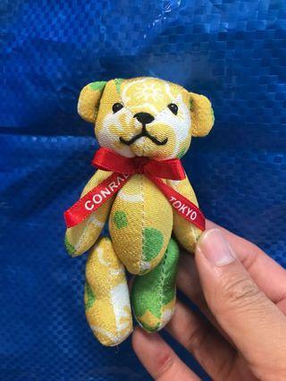 Conrad Tokyo 啤啤熊 Polar Bear 毛公仔
