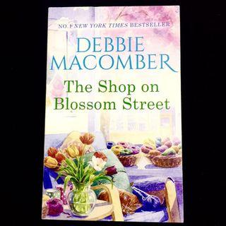The Shop on Blossom Street by Debbie Macomber (women chicklit book)