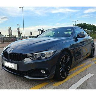 BMW 428I M SPORT COUPE 2013