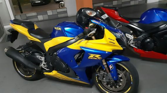 gsxr k7 | Toys & Games | Carousell Singapore