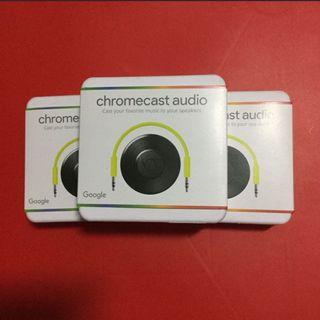 BNIB Google Chromecast Audio