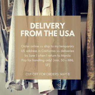 US DELIVERY
