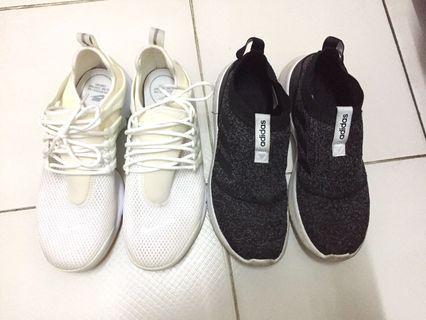 $180 for 2! Nike Presto & Adidas Bounce