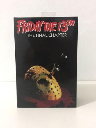 Neca Friday The 13th The Final Chapter