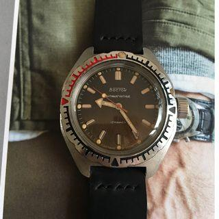 Vintage Vostok Amphibia Divers Watch
