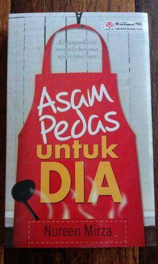 Novel Asam Pedas untuk dia. Free Satu Janji RAM