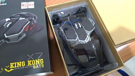 LBATS X7滑鼠
