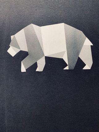 REALIZE 幾何熊丅