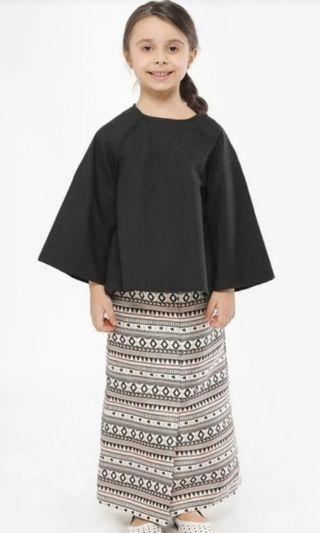 Pokoks kids kurung set