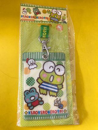 Keroppi青蛙八達通吊繩套