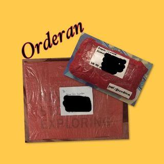 Paket di kirim