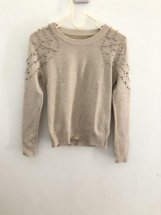 Ciarra Sweater in Brown