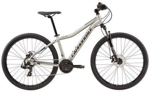 Silver Cannondale Foray