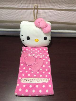 Hello Kitty Toilet Paper Roll Holder