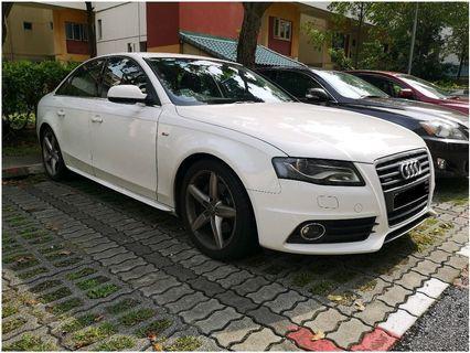 Audi A4 Sedan 2.0 TFSI quattro S tronic Auto