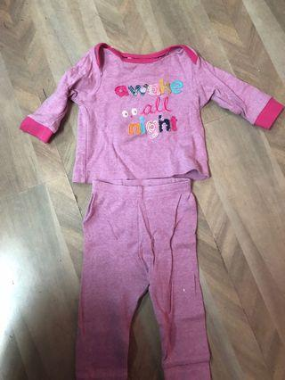 Mothercare pajama