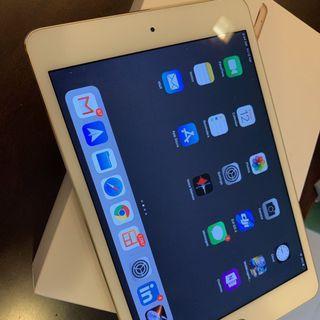 iPad Mini 4 WiFi - 128GB GOLD + Warranty Aug 2019
