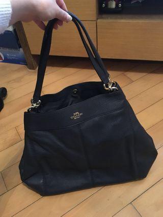 氣質款❣️Coach Lexy bag