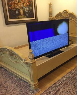 Faulty Sony 60NX720 3D TV #SpareForFix
