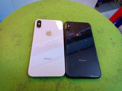 iPhone X 64 GB ex inter