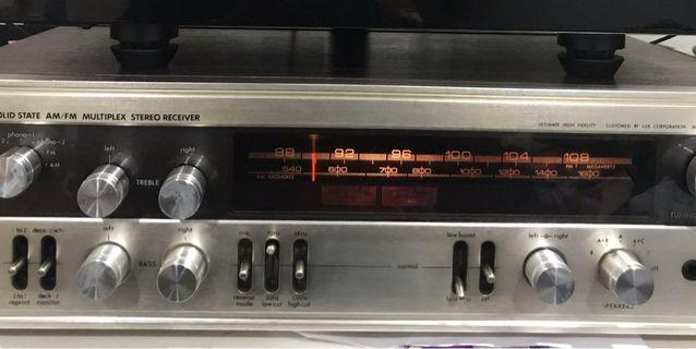 Luxman Solid State Stereo Receiver / Amplifier