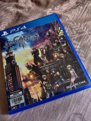 PS4: Kingdom Hearts 3