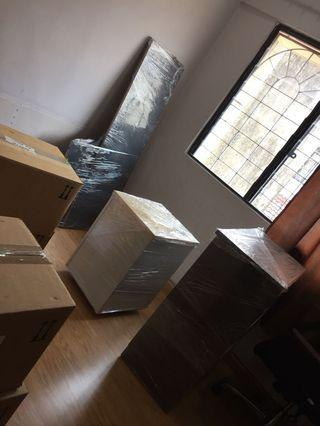 House Moving / Moving Services