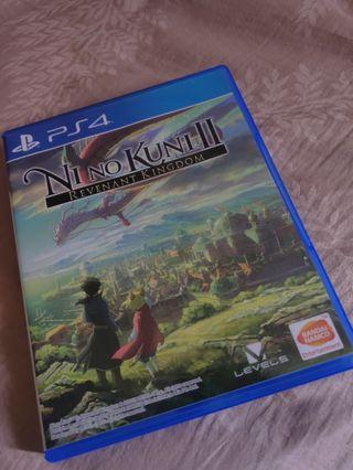 PS4 Game: Ni No Kuni 2