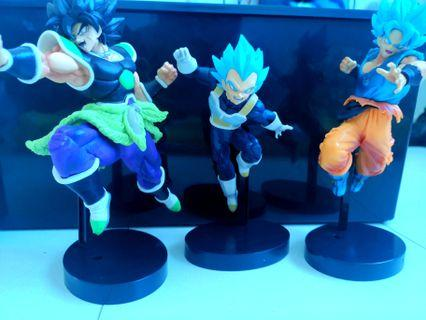 Dragon ball super : Broly Ultimate SoldierS